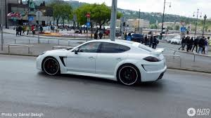 techart porsche panamera porsche panamera turbo techart grand gt 24 balandþio 2017