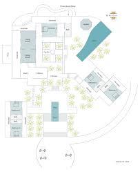 Breeze House Floor Plan by Ocean Breeze Mustique
