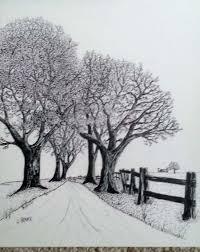 59 best pen u0026 ink sketches images on pinterest pens ink art and