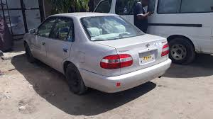 used 1995 toyota corolla sedan se saloon e ae110 for sale bf690136