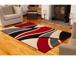 Red White Black Rug 50 Best Furniture Images On Pinterest Area Rugs Red Black And