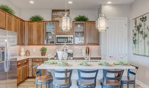 kitchen photos with island affinity at verrado grace