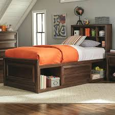 twin bed bookcase coaster twin bed with bookcase storage coaster