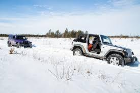 jeep snow jeep wrangler in snow jeep car show