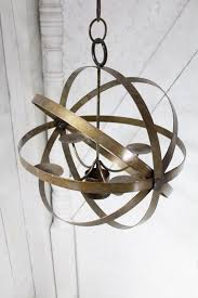 Circle Chandelier Wrought Iron Mystic Candle Chandelier Circle Lighting