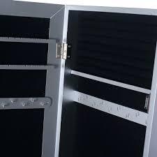 Jewelry Cabinet Mirror Entryway Bench With Storage Ikea Btexpertstylish Wooden Jewelry