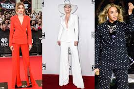 Pant Suits A Year In Pantsuits From Clinton To Beyoncé Photos
