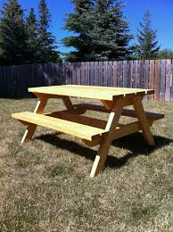 Ikea Childrens Picnic Table by Ana White Lindiy