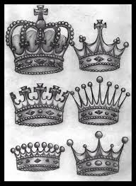 queens crown tattoo design real photo pictures images and