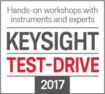 test drive keysight test drive 2017 keysight formerly agilent s electronic