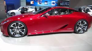 lexus concept coupe 2014 lexus lf lc hybrid sport coupe concept at la auto show 2013