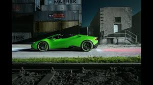 Lamborghini Huracan Back - torado u0027s lamborghini huracan spyder will blow your hair back