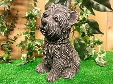 westie garden ornament ebay