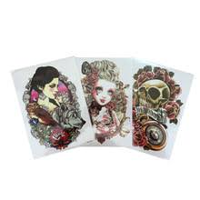 buy skull sleeve designs and get free shipping on