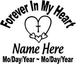 In Loving Memory Dog Tags In Loving Memory Of Dog Tag 6 99 Custom Vinyl Window Decals