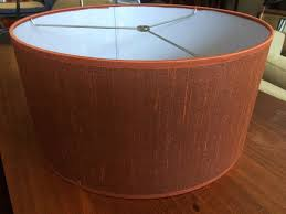 18 inch l shade black drum l shade dutchglow org