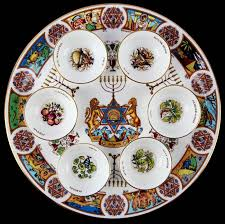 passover seder plates passover seder plate on table home design stylinghome design styling