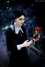 characters wednesday addams from u0027the addams family
