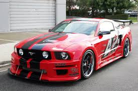 2011 mustang gt performance mods racing apr s ford mustang widebody kit now available