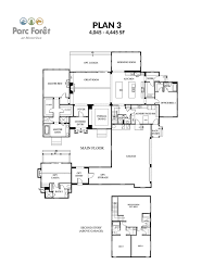 4 bedroom floor plans with bonus room new luxury homesites reno tahoe parc forêt at montrêux