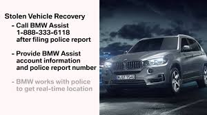 track my bmw location stolen vehicle recovery bmw genius how to