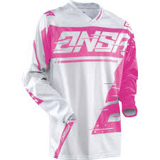youth answer motocross gear answer new mxx 2018 ansr syncron grey pink kids girls youth