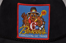 vintage 1996 boscov s channel 6 abc thanksgiving day parade black