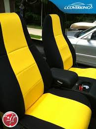 seat covers jeep wrangler coverking cr grade neoprene custom fit seat covers for jeep