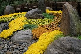 the right rocks are essential for a rock garden csmonitor com