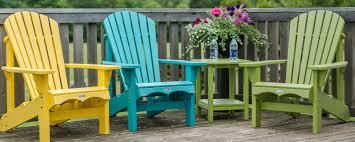 krahn outdoor poly furniture
