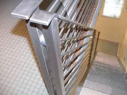 Stainless Steel Stair Handrails Stainless Steel Stairs And Handrail Hempel Sheet Metal Works