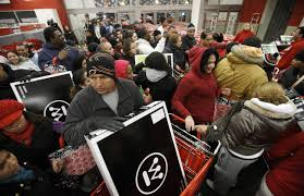 target in store black friday the scientific explanation of why people kill each other over tvs