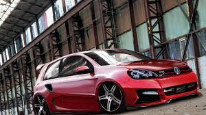 volkswagen golf wallpaper volkswagen golf gti tuning wallpaper http www gbwallpapers com