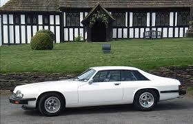 jaguar xjs featuring flying butresses automobiles pinterest