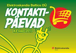 elektroskandia kontaktipäevad kevad 2013 by marek soans issuu