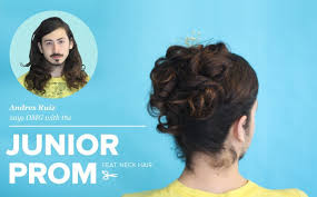 fem guy hairstyle guys with fancy lady hair the bold italic