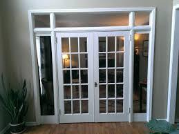 Patio Door Sidelights Idea Patio Doors With Sidelights That Open Or Interior