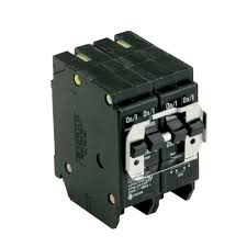 eaton two 20 amp 2 pole type br bqc quadplex circuit breaker