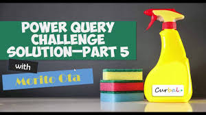Challenge Properly How To Properly Document A Power Query File Part 5 Power Query