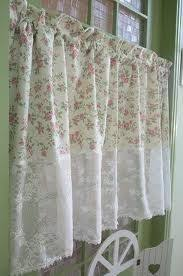 Shabby Chic Floral Curtains by Shabby Chic Sweet Rose Curtains Shabby Chic U0026 Much More