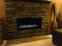 warm and cozy stone fireplace surrounds u2013 stone veneer fireplace