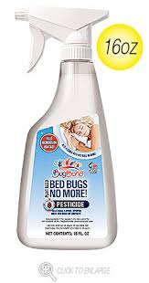 What Kills Bed Bugs Naturally Bed Bugs No More Pesticide For Bed Bugs 16 Oz Bottle Made By