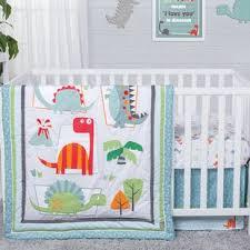 dinosaur crib bedding sets you u0027ll love wayfair