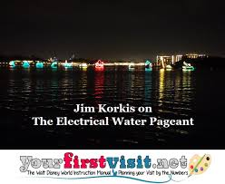 a friday visit with jim korkis the electrical water pageant
