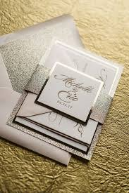 wedding invitation packages abigail suite styled fancy glitter package glitter wedding