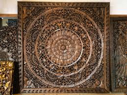 neat design wood medallion wall white inspiring wonderful my