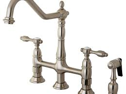 kitchen 28 428080 pull down kitchen faucet polished brass front