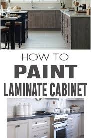 painting laminate kitchen cabinets painting laminate cabinets painted furniture ideas