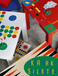 ikea hacks kinderzimmer ikea hack macht aus tischplatten bunte spielbretter ikea hack