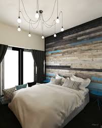 industrial minimalistic bedroom apartment the leafz pac living